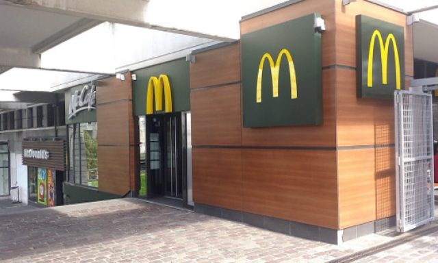 McDonald's Paris Villette