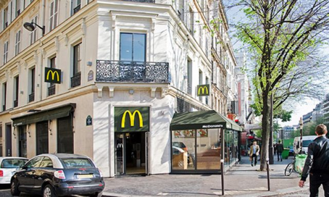 McDonald's Paris Wagram