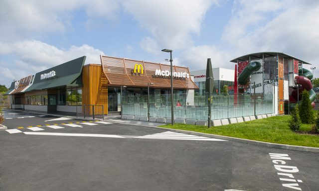 McDonald's Rambouillet Bel air
