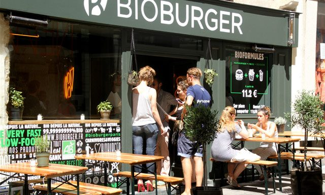 Bioburger Paris Montorgueil