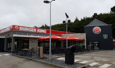 Burger King Quimper