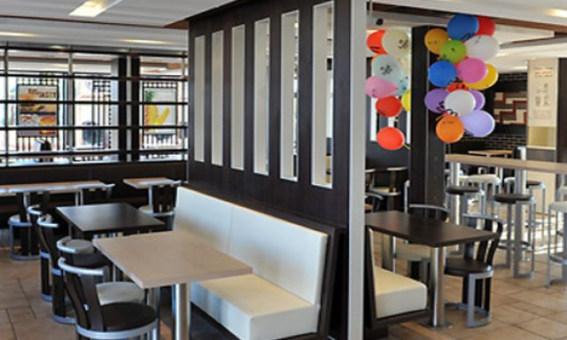 McDonald's Carcassonne Salvaza