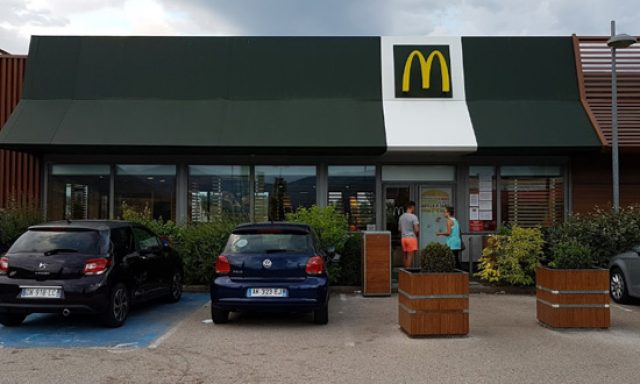 McDonald's Châtillon-en-Michaille