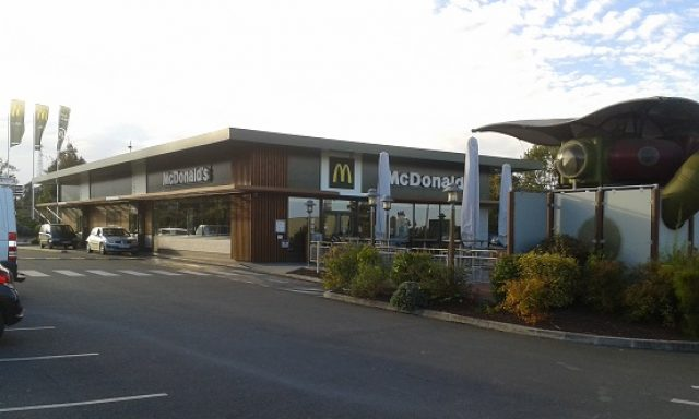 McDonald's La Couronne