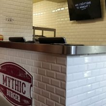 Mythic Burger Arras