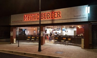 Mythic Burger Châteauroux