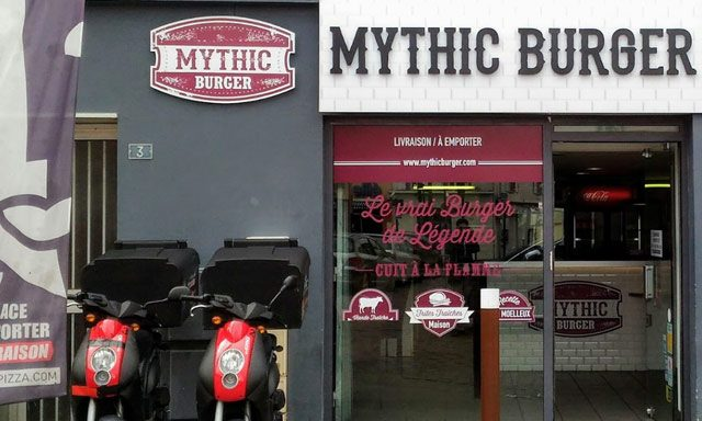 Mythic Burger Colomiers