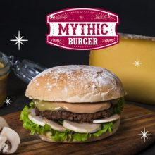 Mythic Burger Sète