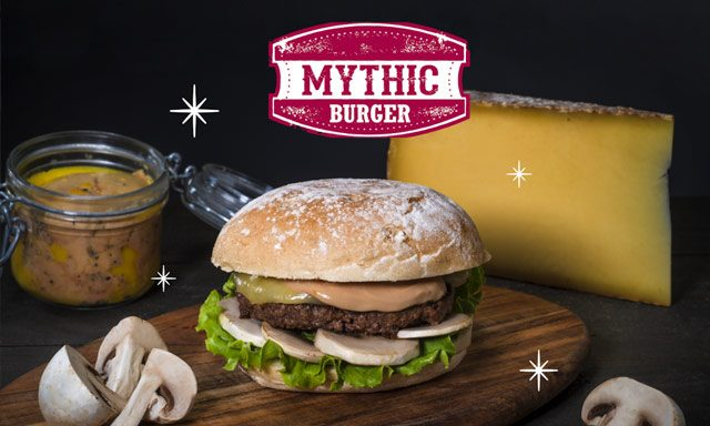 Mythic Burger Bussy-Saint-Georges
