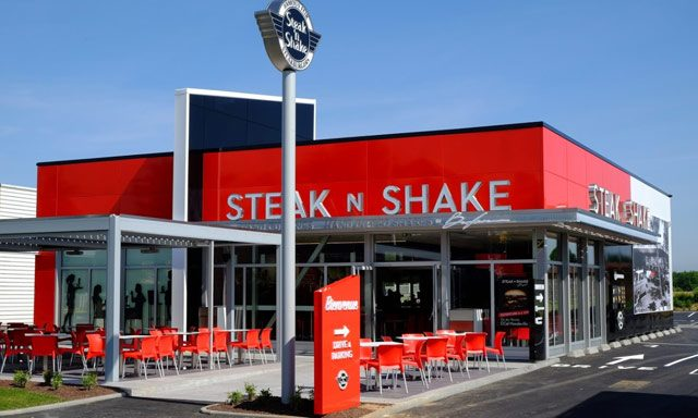 Steak 'n Shake Caen