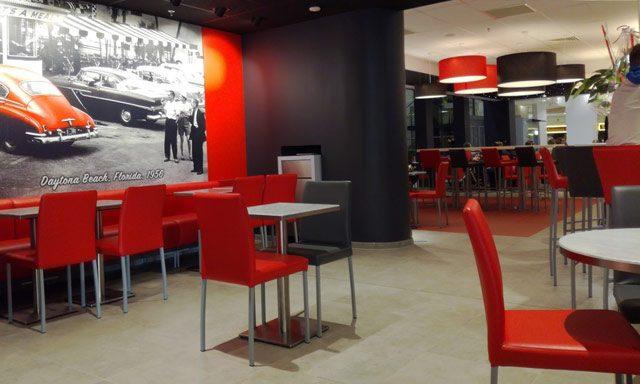 Steak 'n Shake Cité Europe