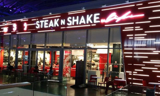 Steak 'n Shake Lyon Confluence