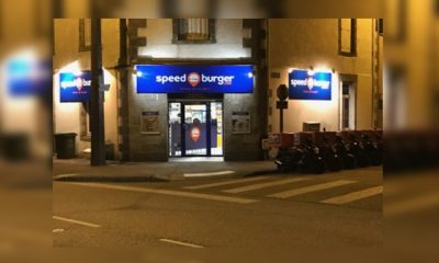Speed Burger Limoges