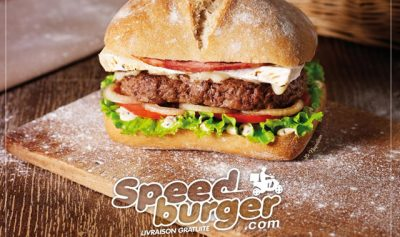 Speed Burger Rennes Fougères