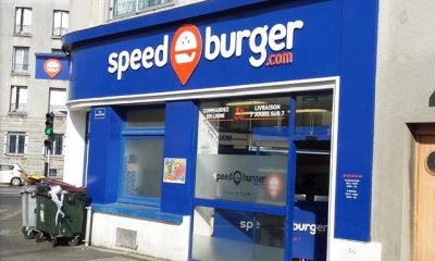 Speed Burger Brest Harteloire