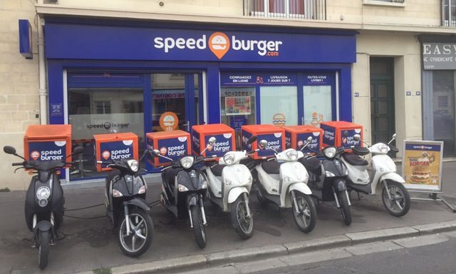 Speed Burger Caen