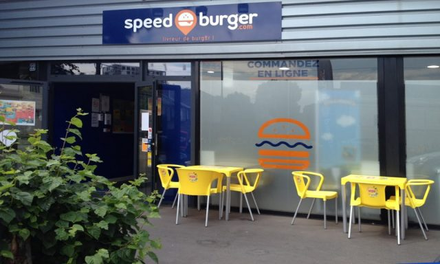 Speed Burger Nantes Sud