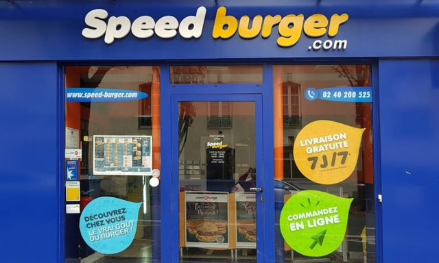 Speed Burger Nantes