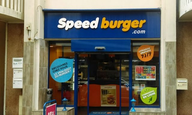 Speed Burger Niort