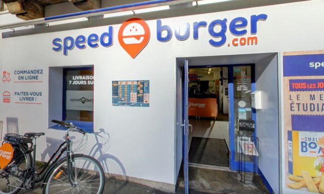 Speed Burger Quimper