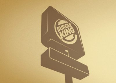 Logo Restaurant Burger King