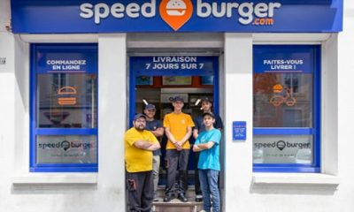 Speed Burger à Angers
