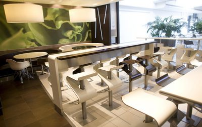 Restaurant McDonald's, Centre Commercial Parly 2, Le Chesnay