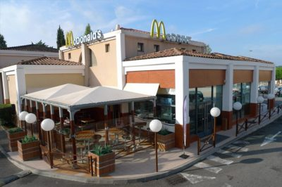 Restaurant McDonald's a Mougins