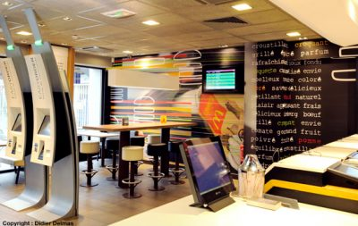 McDonald's Paris Caumartin