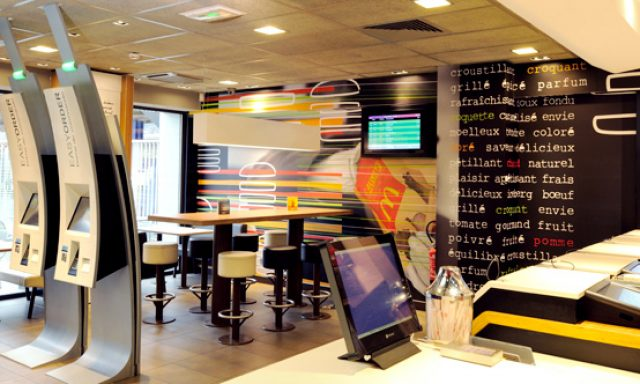 McDonald's Courbevoie